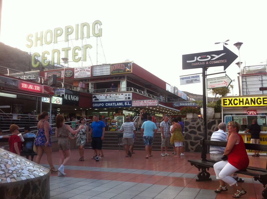 shopping center puerto rico