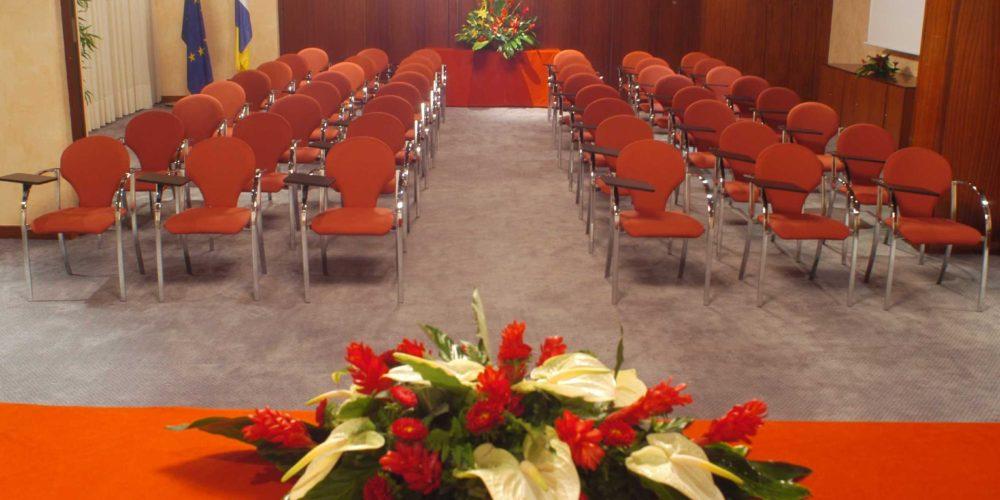 Sala de conferencias. Conference hall